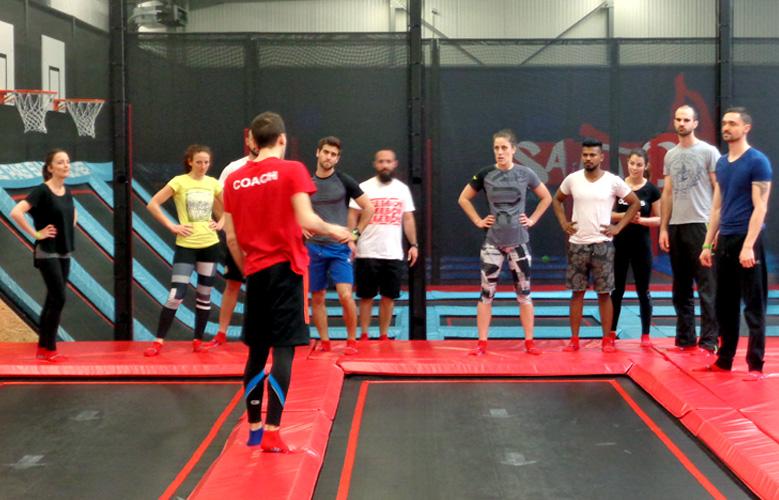 Teambuilding sport cohésion d'équipe