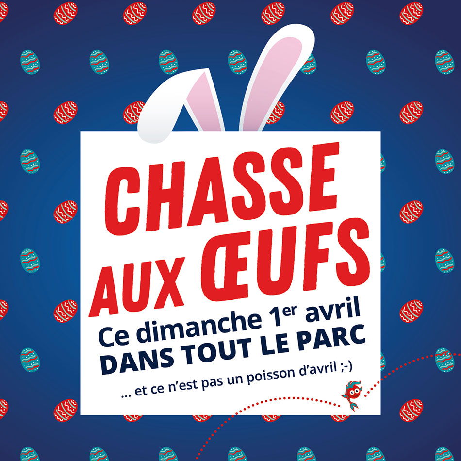 Chasse Aux Oeufs Paques 2018