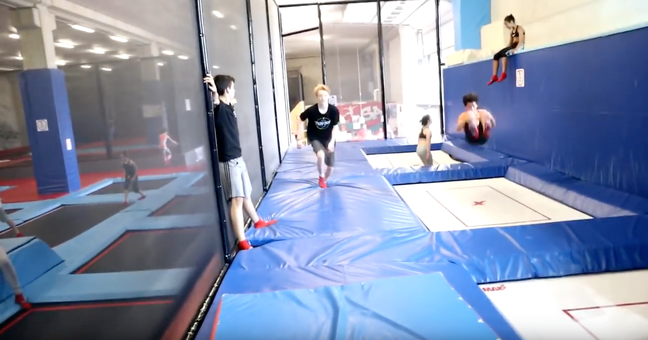 toiles-rectangulaires-maxair-salto-trampoline-arena-cannes-mougins