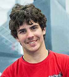 Flavian : coach sportif Salto Trampoline Arena